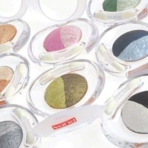 Pupa eyeshadows